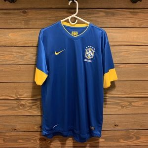 Nike Brazil Away Jersey